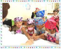 恵祥保育園さま主催「夏休み親子パン教室」が開催されました。 - 島原の料理教室~クッキングクラブ島原~