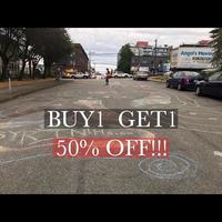 """""""Buy 1 Get 1 50%OFF SALE """"!!! - NoT MUROMACHI 4号店"""