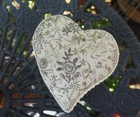 いびつなハートが好き - グリママの花日記