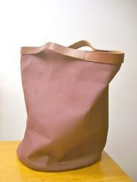 富澤英子さんの丸底バッグ - 届けられたもの