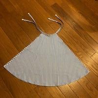 ストライプ サンドレス - yuufu (遊布)GOOD CLOTH & QUILT WARES お店ルポ