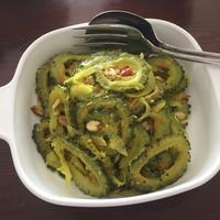 ゴーヤのスパイス炒めの作り方 - Al Salone di Sumi