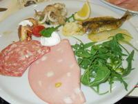 ピッツェリア<ティンタレッラ> カンツォーネの昼下がり - 青木純の歌う食べる恋をする