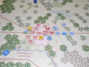 GMT「Eutaw Springs」を対戦 - マイケルの戦いはまだまだ続く