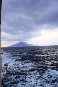 トカラの旅7日目 ~宝島から鹿児島港へ~ - アートな旅