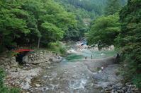 吉野郡 東吉野村を行く:01 川あそび - ぶらり記録(写真) 奈良・大阪・・・