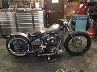 EVO RIGID CUSTOM!! - gee motorcycles
