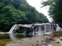 滑津大滝(宮城県刈田郡七ヶ宿町) - 旅の記録