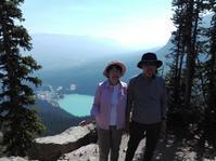 レイクルイーズを上から見れる絶景ハイキング - ヤムナスカ Blog