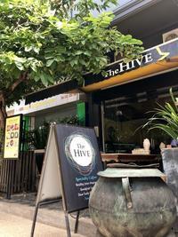 【カンボジア旅行】ヘルシーフードが食べられるカフェThe HIVE@シェムリアップ - ☆M's bangkok life diary☆
