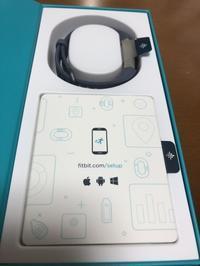 Fitbit AltaHRを買ってみた。 - 開業したて整形外科院長の野望(無謀)日記。