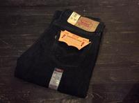 N.O.S. 90's Levi's 501 black made in U.S.A. - BUTTON UP clothing