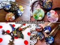 ワークショップ × UVレジン - hand made *sakura sakura*