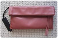 GIANNI CHIARINI ::: 2way clutch bag(ROSE PINK) - minca's sweet little things