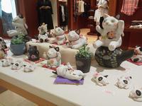 水戸京成百貨店「ねこフェス」 - 月魚ひろこのときどきブログ