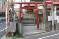 須賀神社(貫井4丁目)と庚申塔 - Fire and forget