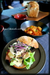クルミ食パン - KuriSalo 天然酵母ちいさなパン教室と日々の暮らしの事