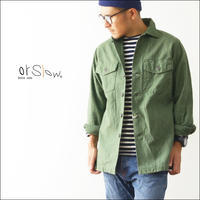 orslow [オアスロウ] US ARMY SHIRT [03-8045-16] ユーエスアーミーシャツ MEN'S - refalt