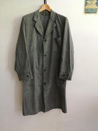 40's Salt&Pepper Atelier Work Coat - DIGUPPER BLOG