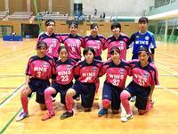 全日本女子フットサル選手権 神奈川県大会 - 横浜ウインズ U15・レディース