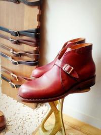 明日、8月14日(火)は定休日です。 - Shoe Care & Shoe Order 「FANS.浅草本店」M.Mowbray Shop