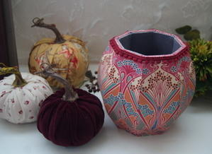 八角形の花器 - Tea Time