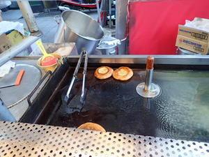 7月韓国旅行:釜山ご当地グルメ「シアホットク」を食う♪ - 渡バリ病棟