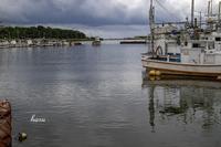 船溜まり - 晴れ時々そよ風