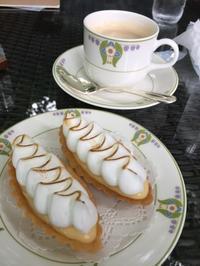 軽井沢万平ホテルの復刻レモンパイ - 調布の小さな手作りお菓子教室 アトリエタルトタタン