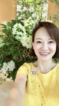 夏は思い切って華やかに*\(^o^)/* - Jinka Nezu