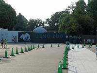 上野動物園 真夏の夜の動物園その3 - 動物園のど!
