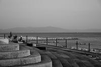 夏の夕暮れ - ホンテ島 日記