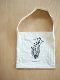 OLDMAN'S TAILOR ECO BAG - THE TAILOR BIRD - 『Bumpkins putting on airs』