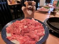近江牛待ってましたのオフ会 - ソーニャの食べればご機嫌