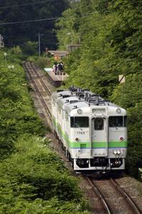 通学列車 - 根室線の四季 -advance*k-