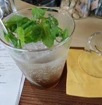 ジンジャーハーブエールの新作は美味しかったです。 - CAFE GEWA で想う事は、、、