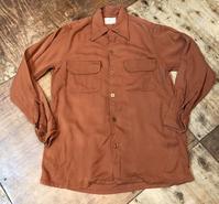 8月14日(火)入荷! 40s〜DONEGAL BIG TEN CORDS オープンカラー コットンシャツ! - ショウザンビル mecca BLOG!!