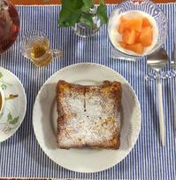 朝食にフレンチトースト - ★ Eau Claire ★ Dolce Vita ★