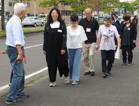 はつらつ福祉ボランティア講座 ⑨視覚障害者ガイドヘルパー⑩障がいがあっても使えるパソコン⑪布本講座♪ - 室蘭社協のブログ