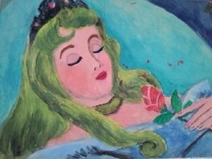 『眠れる森の美女』 - 牧野節子の部屋