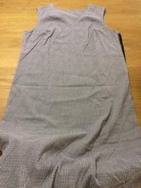 大ばあちゃんからひ孫に。ワンピースをスカートにリメイク - *Smile Handmade* ~スマイルハンドメイドのブログ~