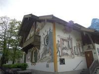 Oberammergau5(街歩き2) - La Vita in Germania