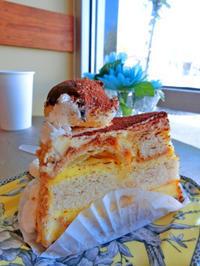 バーナビーでイタリアのお菓子をあれこれ:Fortuna Bakery - 海外旅行はきらいでした