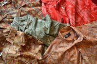 色気のある柄シャツスタイル。 - DAKOTAのオーナー日記「ノリログ」