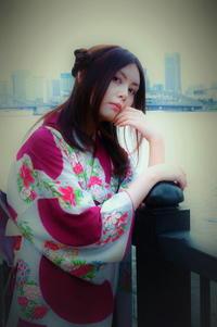 Sumida-river Tsukudajima Tokyo - 天野主税写遊館