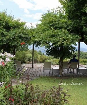 ◆軽井沢へ・・・ヴィラ・デスト、おぎはら植物園、フラワーフィールドガーデンズ - Soleilの庭あそび・・・布あそび♪