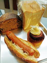 トリュフでトリュフ抜きパンセレクト - パンある日記(仮)@この世にパンがある限り。