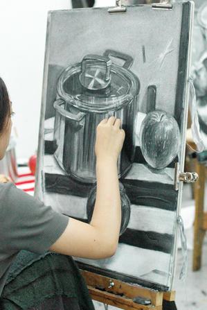 夏期講習 後期二日目 - 芸大 美大受験予備校 成城美術研究所ブログ