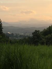 楯山公園からの眺め - 秋田 蕗だより