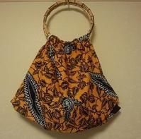 アフリカン プリントのバッグ~ユザワヤ探検 - Chica's  cafe